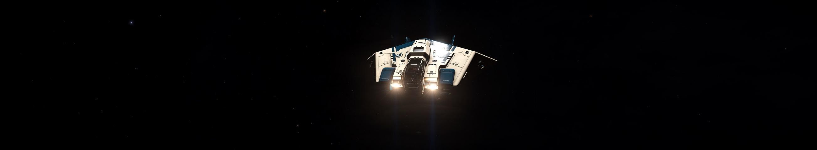 """meine treue Begleiterin, die""""B.S.C. Firefly"""" vom Typ ASP Explorer"""